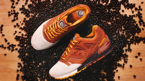 For better or for worse, pumpkin spice sneakers are now a reality. (Photos courtesy of Saucony.)