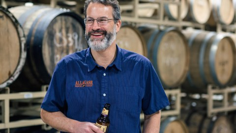 allagash brewing founder rob tod