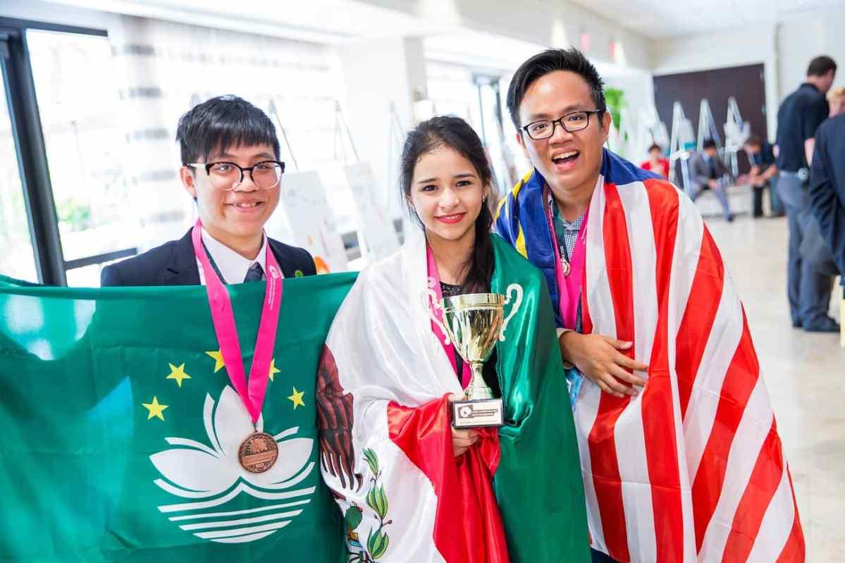 Malaysian Student Bags Silver At Adobe World Championship