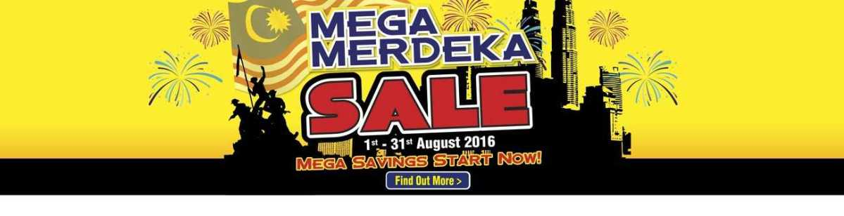 Merdeka Sales Special by Dell, Harvey Norman, LG and Lenovo