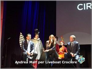 Le Cirque du Soleil a bordo delle navi MSC Crociere (5)