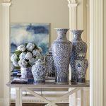 Blue and white design decor blue home lifestyleblogger livecharmed Continuehellip