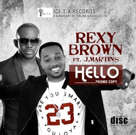 Rexy-Brown-J-Martins-Hello