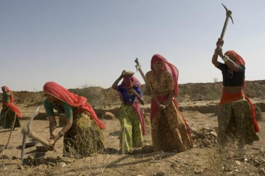 India has one of the world's largest gender gaps when it comes to labour force participation, hovering just above Saudi Arabia in G20 countries with just 27% of women aged 15 and older in the work force, found a 2015 IMF background paper.  Photo: Mint