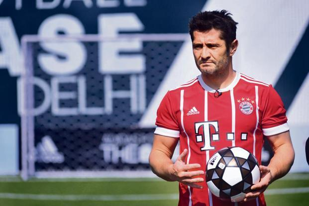 Scoring goals is the most difficult thing  Bixente Lizarazu   Livemint Bixente Lizarazu  who won the World Cup with France in 1998  was in New