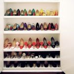 A Simple Trick To Squeeze More Storage Into Your Small Closet Space