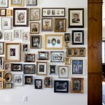 Beautifully Striking & Unique Ways To Display Old Family Photos