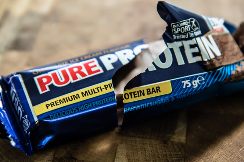 Protein bars - the best and worst