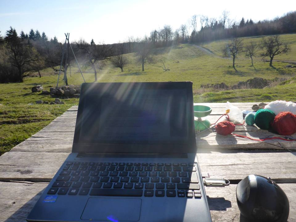 online work and travel