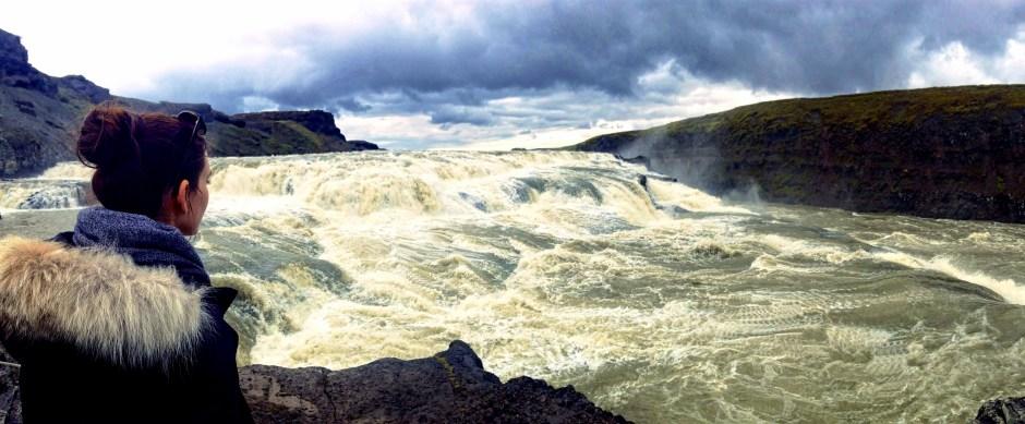 iceland waterfall fear 1