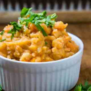 Carrot Mashed Potatoes