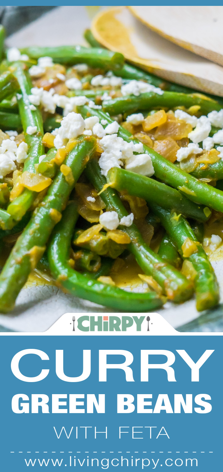 Curry Green Beans