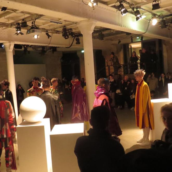 From menfashion AW16 style sankuanz Paris fashion presentation chinese designerhellip