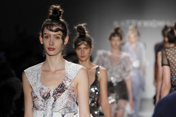 katty xiomara, Portugal Fashion, NYFW, SS2017