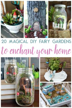 Small Of Diy Fairy Gardens