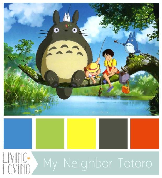 LL Totoro