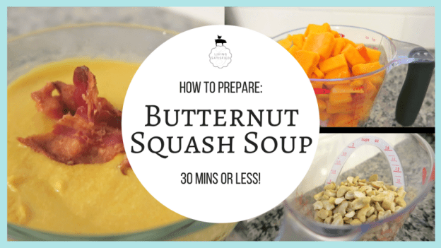 How to- butternut squash