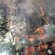 Busy Firefighters: North Bend area Home Fully Engulfed by Fire; drowned Female pulled from Snoqualmie River