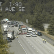 18-year old suffers life threatening injuries in Serious Accident near Preston, eastbound I-90 backed up for Miles