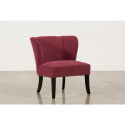 Small Crop Of Red Accent Chair