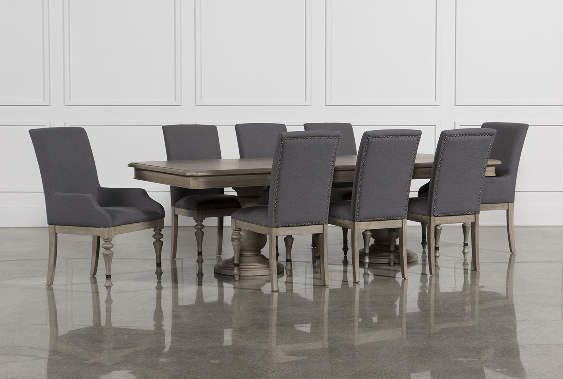 Fullsize Of 9 Piece Dining Set