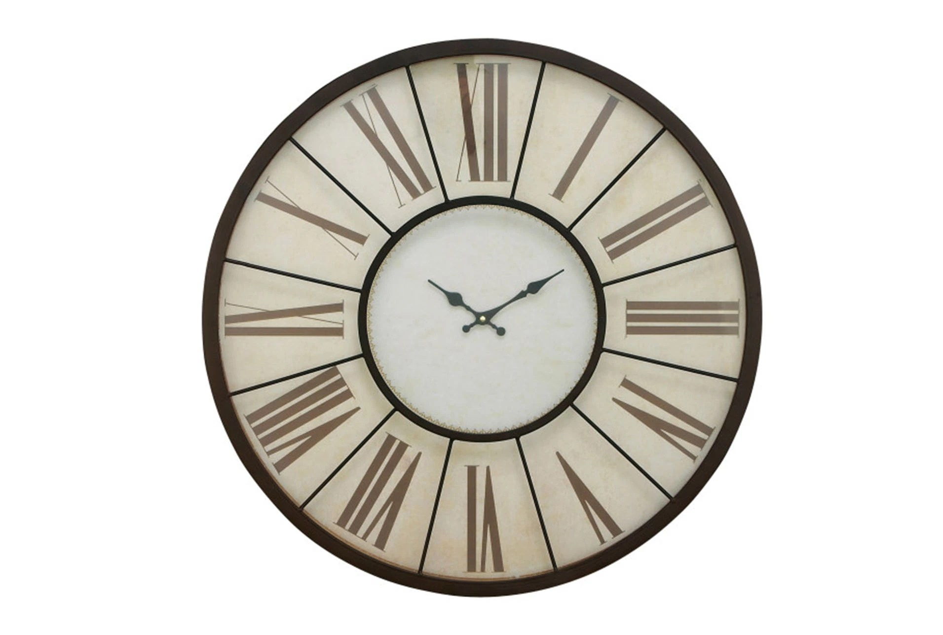 Fancy Inch Roman Numeral Wall Clock Has Been Successfully Added Toyour Inch Roman Numeral Wall Clock Living Spaces Roman Numeral Clock Printable Roman Numeral Clock Amazon houzz-03 Roman Numeral Clock