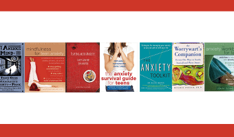 Books For Teens Dealing With Anxiety