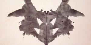 Rorschach Inkblot 1