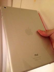 無駄なモノが一切入っていないiPadAir保護ケース「Simplism Smart BACK Cover for iPad Air」を購入