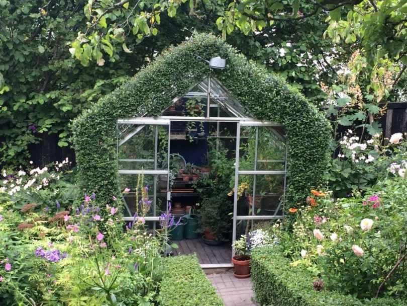 Eges have drivhus