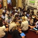 Hour of Code Recap – Middle School Edition