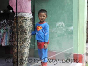 Superman Sighting