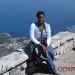 I would love to be viewing the amazing country side of Cape Town from the top of Table Top Mountain in South Africa.