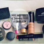 Favorite Makeup of January 2013
