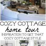 #LMBLovesHouses: Cozy Cottage HomeFront