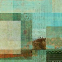compounded by straggling: Digital collage © 2016 Liz Ruest, 60 layers