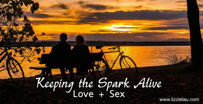 keeping the spark alive lizzie lau
