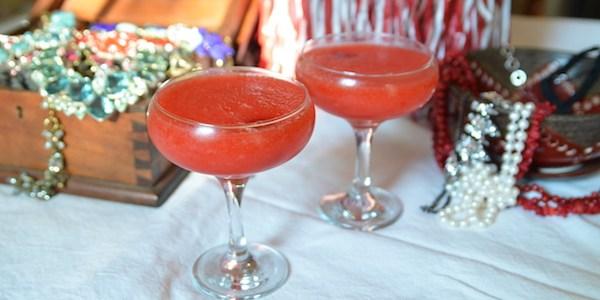 High Seas Cherry Limeade Slush