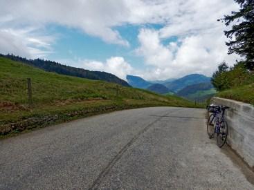 Bäääääääämmmmmm Ziel erreicht, Belchenflue im Jura Gebirge