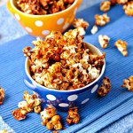 Freaky Hot Wing Popcorn