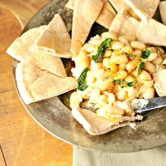 Rosemary And Lemon White Bean Dip Recipes — Dishmaps