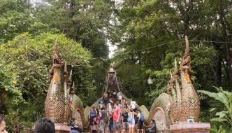 Doi Suthep y el Sunday Market de Chiang Mai