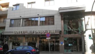 Hotel Alfonso VIII de Soria