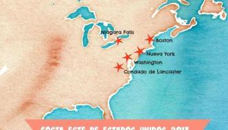 Ruta de dos semanas por la Costa Este de Estados Unidos
