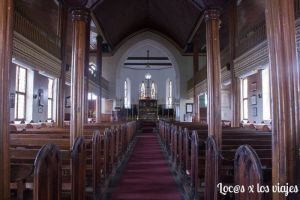 Barbados: Iglesia de St. John's Parish
