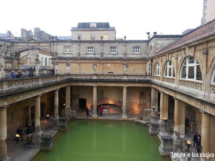Baños Romanos Badajoz:Baños romanos de Bath