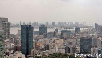 La Torre de Tokio, Takeshita Dori y Odaiba