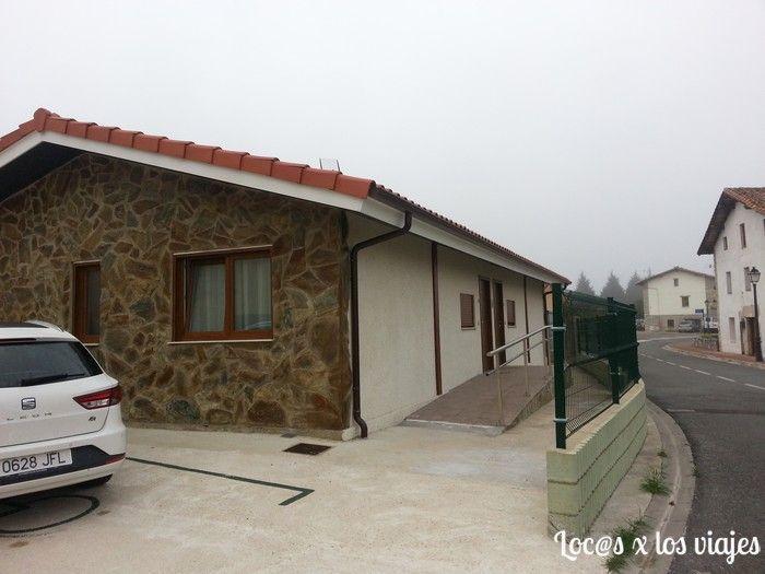 Apartamentos rurales en Álava