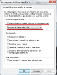 Compatibilidade Windows 7