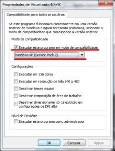 Compatibilidade Windows 7